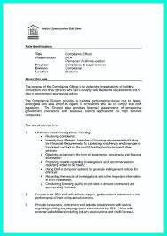 sle resume for customer relation officer resume compliance officer resume sle manager chief bank exle