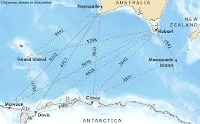 map of antarctic stations research stations australian antarctic division