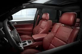 jeep grand cherokee interior jeep 2019 2020 jeep grand cherokee two tone interior unlimited