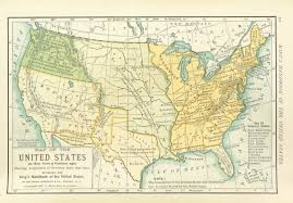 Us Map Of The United States by File Us Maps 1891 P012 Map Of The Bounderies And Territorial