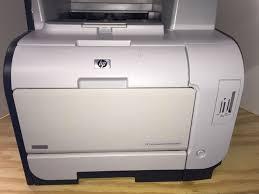 hp laserjet cm2320nf all in one laser printer ebay