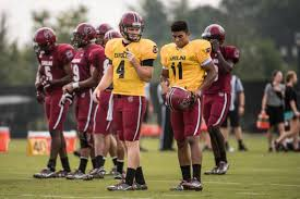 bentley college football who will be south carolina u0027s starting quarterback the state