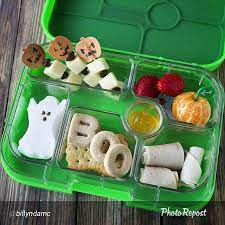 boo tiful healthy halloween themed lunches and snacks