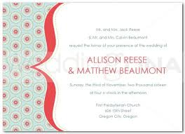 informal wedding invitations informal wedding invites brianca designs