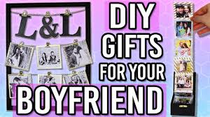 diy gift ideas for your boyfriend husband thoughtful diy gifts for