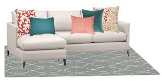 Sofa With Pillows Sofa Pillow Styling Basic Tips Centsational Style