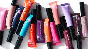 the l u0027oréal paris infallible lip paint has a major shade selection