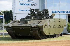 future military vehicles general dynamics uk ajax series