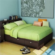 king bed frame with drawers underneath u2014 all home design solutions