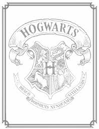 harry potter coloring pages coloring book harry potter coloring