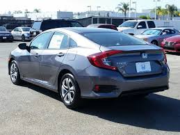2017 new honda civic sedan lx manual at honda of escondido serving
