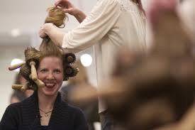 blowouts blast off at hair salons startribune com