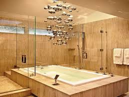 Lighting Fixtures Bathroom How To Choose The Bathroom Lighting Fixtures For Large Spaces