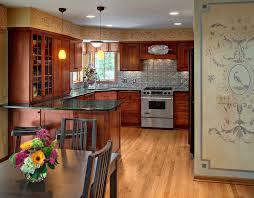 kitchen tin backsplash wall soffit kitchen traditional with tin tile backsplash leather
