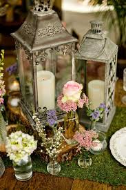 Wedding Reception Table Centerpiece Ideas by Best 25 Garden Wedding Centerpieces Ideas On Pinterest Simple