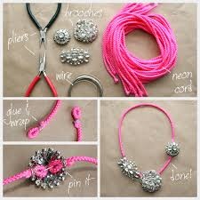 diy necklace making images 15 gorgeous diy statement necklace ideas jpg