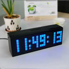Modern Desk Clock 20 Fresh Modern Digital Desk Clock Best Home Template