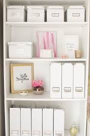 Home Office Bookshelves by Best 10 Home Office Storage Ideas On Pinterest Home Office