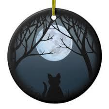 cat ornaments keepsake ornaments zazzle
