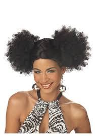 affo american natural hair over 60 1970s negro hair black disco puffs wig natural hair styles