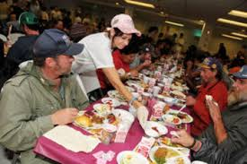 give back this thanksgiving places to volunteer all around