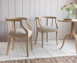 Kitchen Chairs by Haarlem Oak Dining Chair Wooden Vintage Dining Chair Loaf