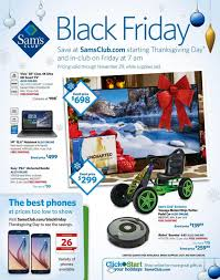 sam s club black friday 2015 ad posted here are this year s best