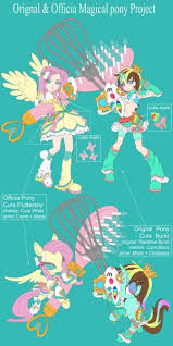 officia orignal and officia magical pony by skyshek on deviantart