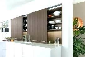Sliding Door Kitchen Cabinets Kitchen Units With Sliding Doors Katecaudillo Me