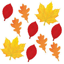 9 best images of fall leaf cutouts to color in maple leaf