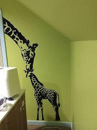Giraffe Wall Decals For Nursery Giraffe Wall For Nursery Beautiful Wall Decals For Baby