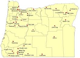 map of oregon state oregon map with cities oregon map go northwest a travel guide