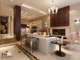 modern traditional family room home design jobs