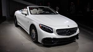 mercedes maybach s650 cabriolet la 2016 motor1 com photos