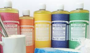 Tea Tree Oil Bathroom Cleaner Dilutions Cheat Sheet For Dr Bronner U0027s Pure Castile Soap Dr