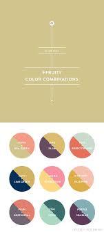 color combo 9 fruity color combinations nesha woolery