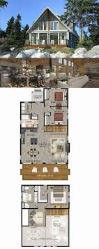 floor plan bedroom apartment modern cottages blueprints porch small house plans lake 2 small cabin floor plan lake house