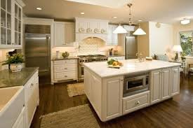 kitchen island with microwave microwave built in island warmupstudio