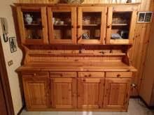 credenza in pino credenza pino arredamento mobili e accessori per la casa a