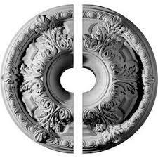 Ceiling Medallions Lowes by Ekena Millwork Granada 19 In X 19 In Urethane Ceiling Medallion