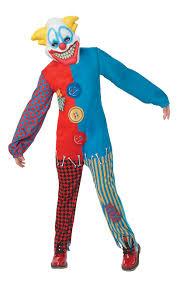 kids scary clown fancy dress costume my fancy dress ireland