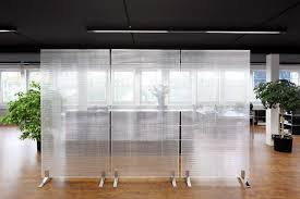 rossoacoustic cp30 membrane body clear space dividers from