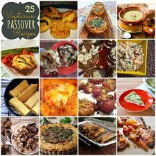 seder dishes vegetarian passover recipes