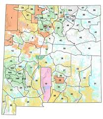 map new map big units and coer maps new mexico department of fish