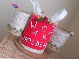 recycle project for kids mr wacky holder