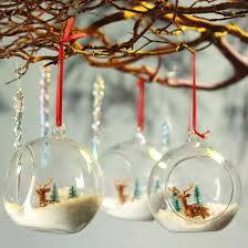 hanging glass terrarium ornaments ornaments