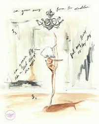 Lyrics To Chandelier Chandelier Sia Dance Watercolor Art Print 8x10 By Pinkpuddlestudio