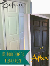 Swing Closet Doors Change Bi Fold Doors To Doors 2 Supeheroes2