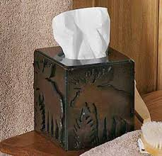 tissue box covers wings