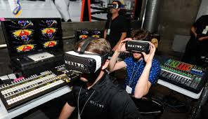 the race to make virtual reality an actual business reality
